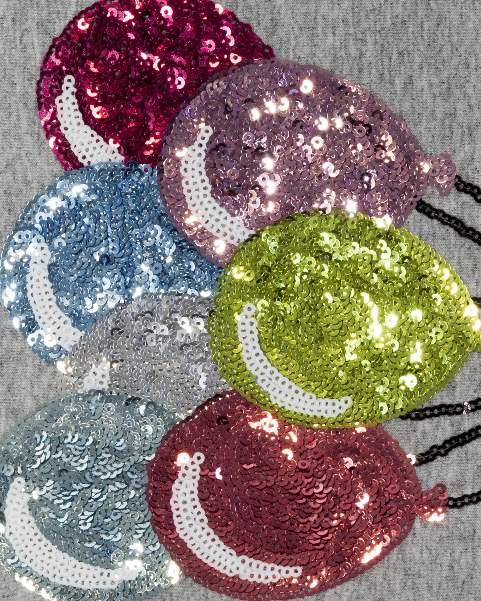 pallettes 02 - Ricami con paillettes